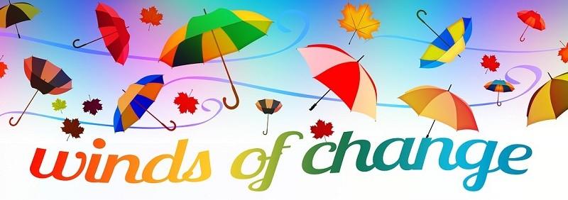 Vientos que anuncian cambios
