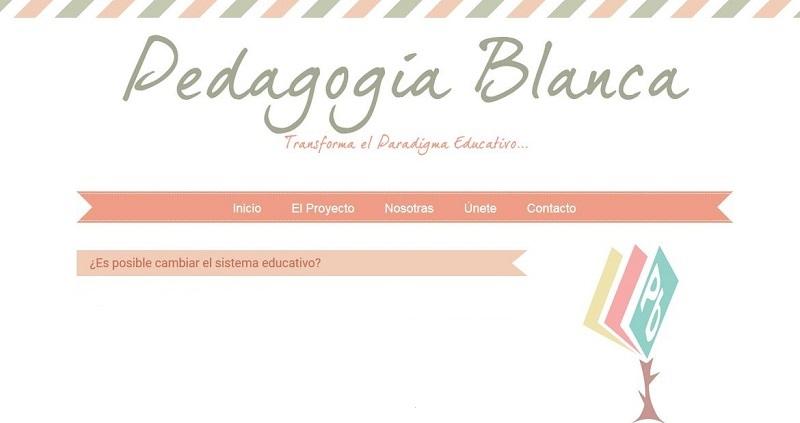 Pedagogía Blanca