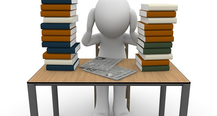 Eligiendo libros de texto
