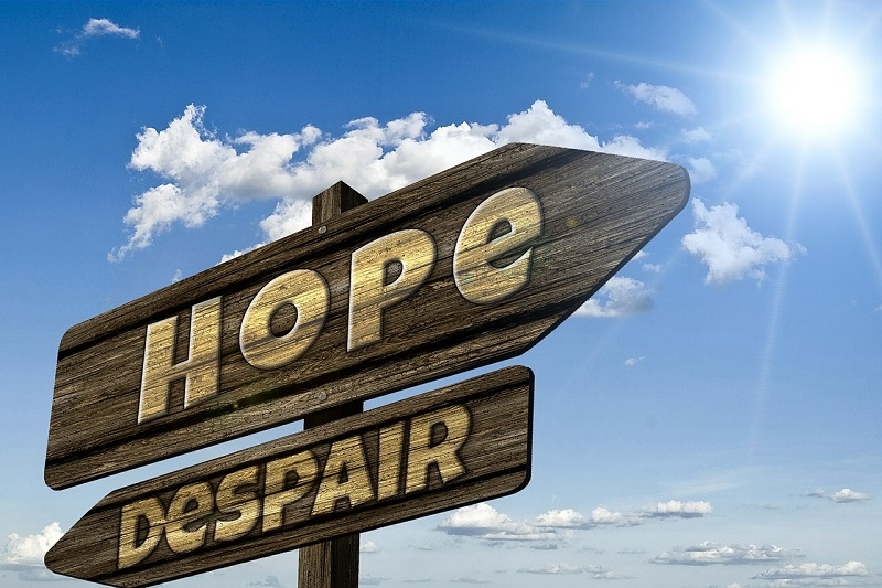 Esperanza Desesperación