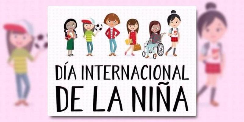 Día Internacional de la niña y el Patio